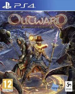 Jaquette de Outward PS4