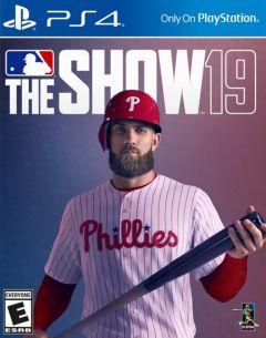 Jaquette de MLB The Show 19 PS4