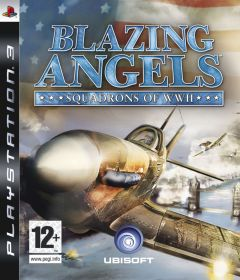 Jaquette de Blazing Angels : Squadrons of WWII PlayStation 3