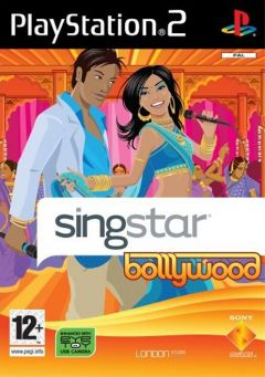 Jaquette de SingStar Bollywood PlayStation 2