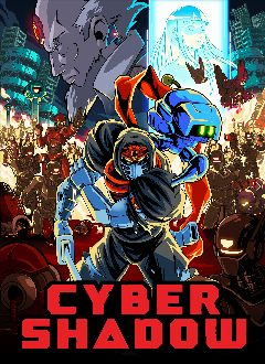 Jaquette de Cyber Shadow PS4