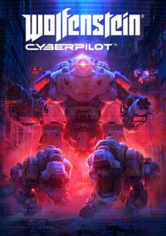 Jaquette de Wolfenstein : Cyberpilot HTC Vive