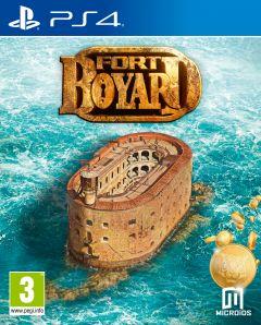 Jaquette de Fort Boyard PS4