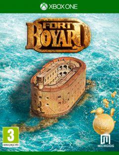 Jaquette de Fort Boyard Xbox One
