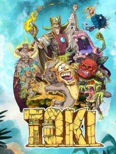 Jaquette de Toki PS4