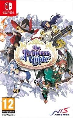Jaquette de The Princess Guide Nintendo Switch