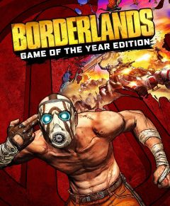 Jaquette de Borderlands : Édition Game of the Year PS4