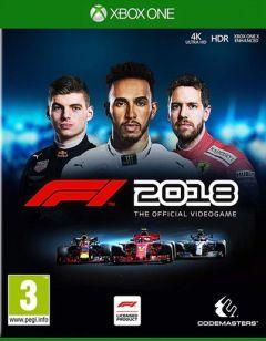 Jaquette de F1 2019 Xbox One