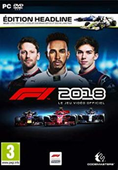 Jaquette de F1 2019 PC