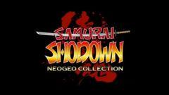 Jaquette de Samurai Shodown : NeoGeo Collection PS4
