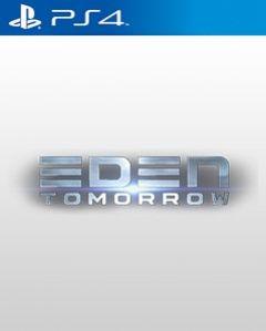 Jaquette de Eden Tomorrow PlayStation VR
