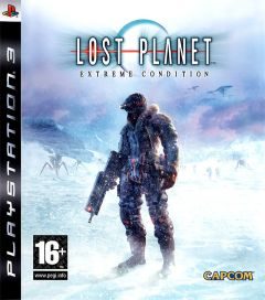 Jaquette de Lost Planet : Extreme Condition PlayStation 3