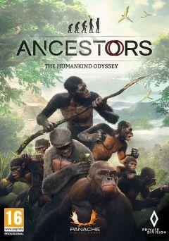 Jaquette de Ancestors : The Humankind Odyssey PC