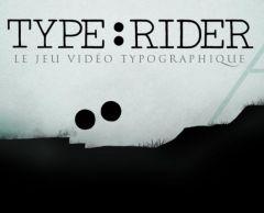 Jaquette de Type:Rider Nintendo Switch