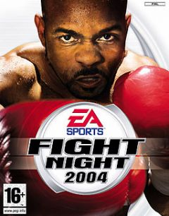 Jaquette de Fight Night PlayStation 2