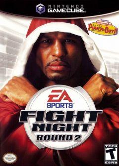 Jaquette de Fight Night Round 2 GameCube