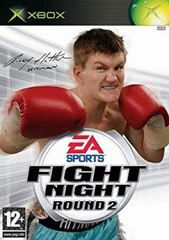 Jaquette de Fight Night Round 2 Xbox