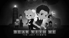 Jaquette de Bear with Me : The Lost Robots PS4