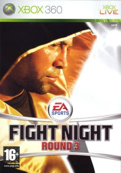 Jaquette de Fight Night Round 3 Xbox 360