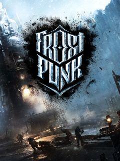 Jaquette de Frostpunk PS4