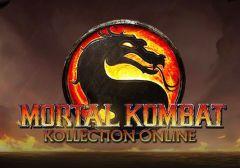 Jaquette de Mortal Kombat Kollection Online PS4
