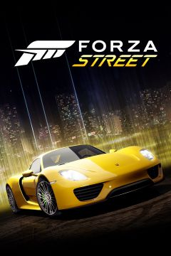 Jaquette de Forza Street iPhone, iPod Touch