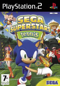 Jaquette de Sega Superstars Tennis PlayStation 2