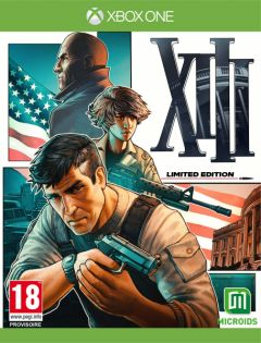 Jaquette de XIII (Remake) Xbox One