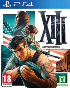 Jaquette de XIII (Remake) PS4