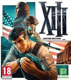 Jaquette de XIII (Remake) PC