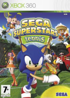 Jaquette de Sega Superstars Tennis Xbox 360
