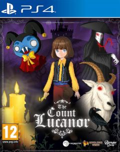 Jaquette de The Count Lucanor PS4
