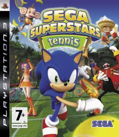 Jaquette de Sega Superstars Tennis PlayStation 3