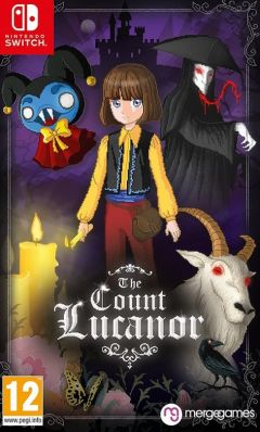 Jaquette de The Count Lucanor Nintendo Switch