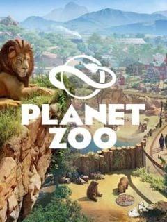 Jaquette de Planet Zoo PC