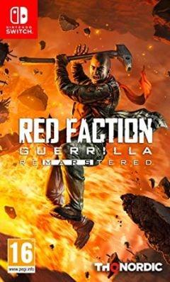 Jaquette de Red Faction Guerrilla Re-Mars-tered Nintendo Switch