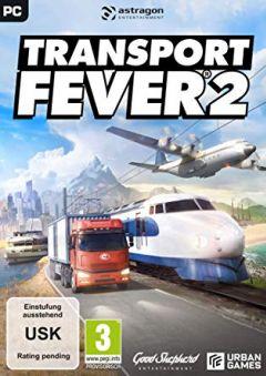 Jaquette de Transport Fever 2 PC