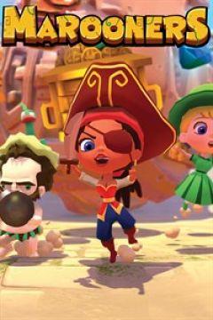 Jaquette de Marooners Xbox One