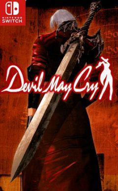 Jaquette de Devil May Cry Nintendo Switch