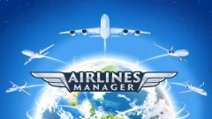 Jaquette de Airlines Manager Tycoon 2019 iPad