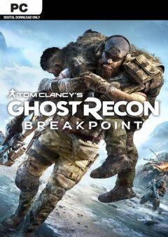 Jaquette de Ghost Recon : Breakpoint PC