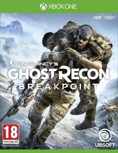 Jaquette de Ghost Recon : Breakpoint Xbox One