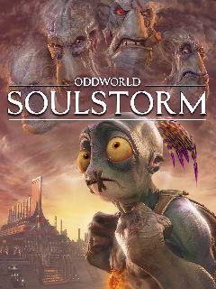 Jaquette de Oddworld : Soulstorm PS4