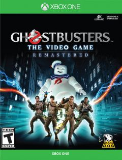 Jaquette de Ghostbusters : The Video Game Remastered Xbox One