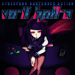 Jaquette de VA-11 HALL-A PC