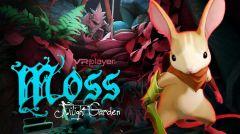 Jaquette de Moss : Twilight Garden Oculus Quest