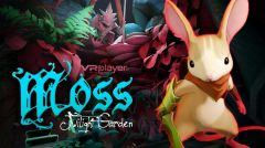Jaquette de Moss : Twilight Garden PlayStation VR