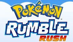 Jaquette de Pokémon Rumble Rush Android