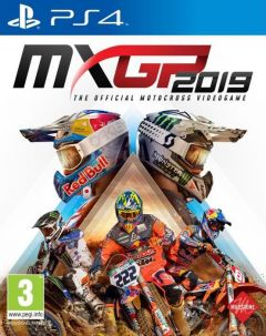 Jaquette de MXGP 2019 PS4