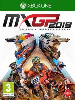 Jaquette de MXGP 2019 Xbox One